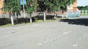 В Клинцах дороги возле школ признаны опасными для детей