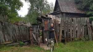 Брянцев взволновала судьба отшельницы из трубчевской деревни