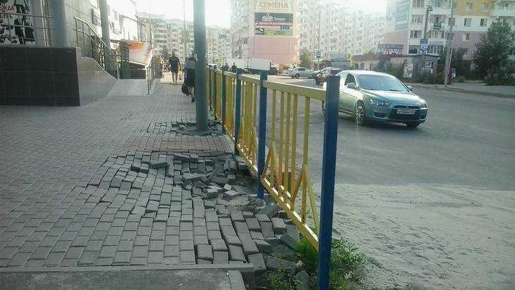 Новую дорогу на улице Романа Брянского откроют в ближайшее время
