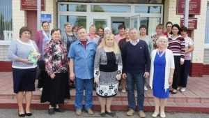 Брянские поэты провели творческую встречу в Жирятинском районе