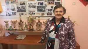 93-летняя уроженка Брянска рассказала о работе на Уралмашзаводе