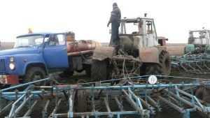 Брянским аграрникам компенсируют затраты на топливо
