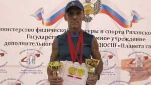 Дятьковский пенсионер стал чемпионом мира по полиатлону