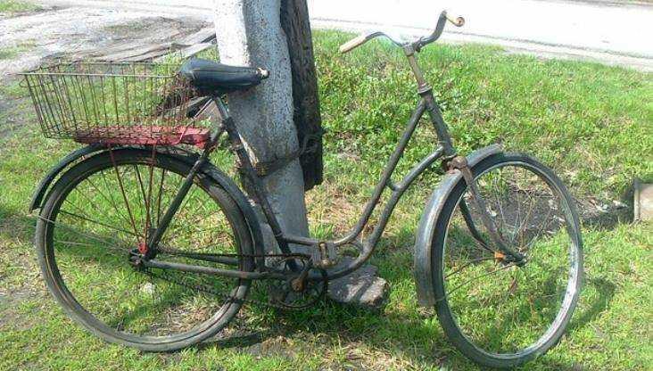 В Суземке 68-летняя пенсионерка украла велосипед у заснувшего пьяницы