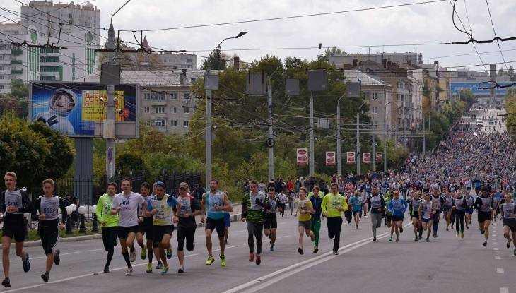 В центре Брянска 15 сентября из-за «Кросса нации» перекроют движение