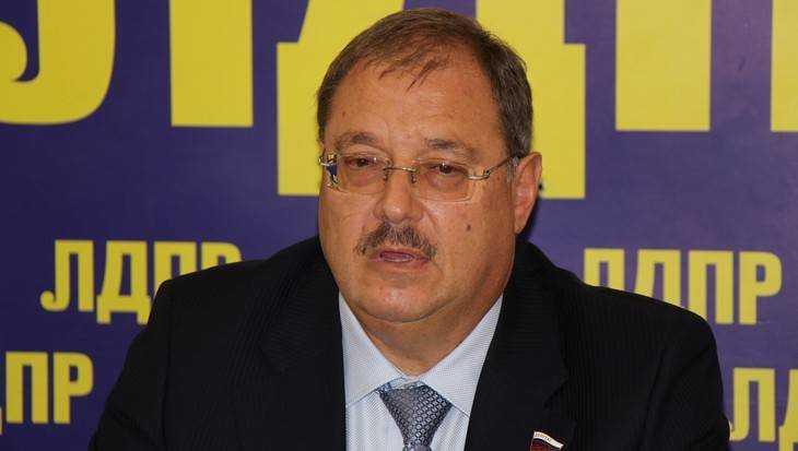 Свергать брянского губернатора Богомаза депутат Госдумы Пайкин не будет