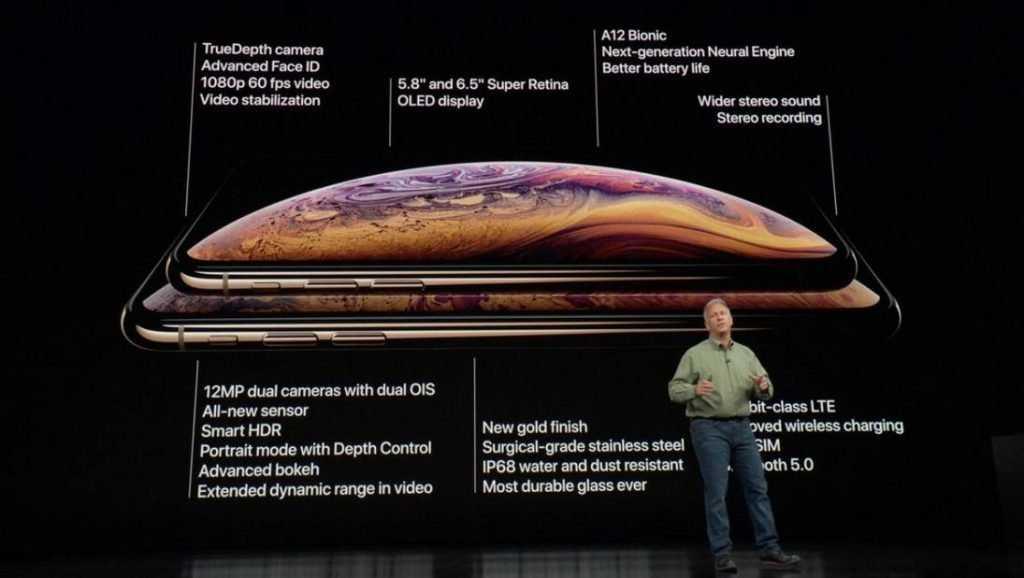 Apple впервые выпустила двухсимочный влагозащищенный iPhone
