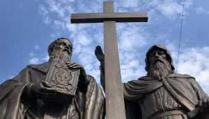 Про Черноту: скульптора Ромашевского возмутила возня около его творения