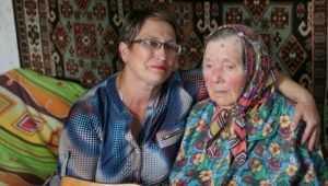 Путин поздравил со 100-летием жительницу Клинцов Зинаиду Ланину