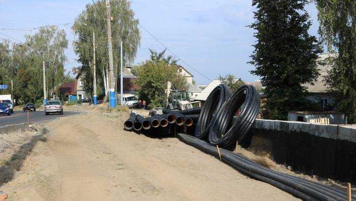 В Брянске подрядчику велели ускорить строительство дороги на Городище