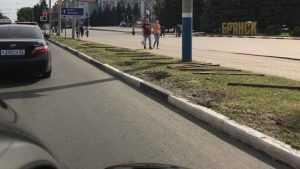 В Брянске около площади Партизан установят новое ограждение