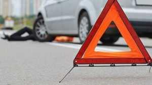 Женщина-пешеход осталась без зуба после ДТП в Брянске на Авиационной
