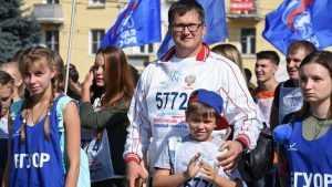 В Брянске «Кросс нации-2018» пробежали шесть тысяч человек