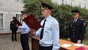 В Брянске 25 молодых сотрудников пополнили ряды полиции