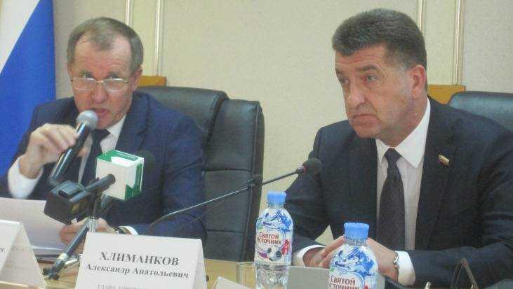 Руководители Брянска поздравили жителей города с Днём освобождения