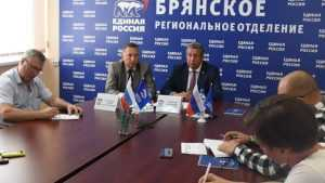 Популярность «Единой России» у брянцев оказалась вдвое выше, чем в стране
