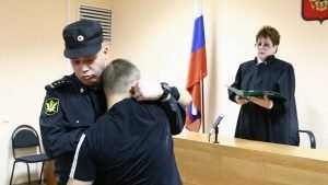 В Трубчевске за оскорбление судьи местный житель заплатит 30000 рублей