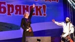 День города в Брянске завершился великолепным концертом и салютом