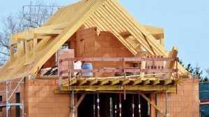 Минстрой прогнозирует сокращение строительства частных домов