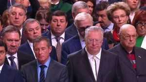 Александр Богомаз побывал на инаугурации мэра Москвы Сергея Собянина