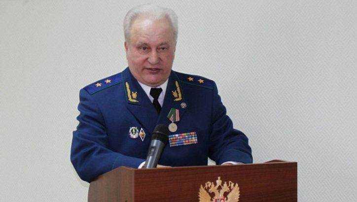 Ушел из жизни бывший прокурор города Брянска