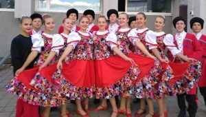 В Брянске впервые прошёл фестиваль народного танца «Россия настоящая»
