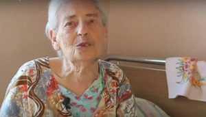 В Клинцах избитая пьяным отморозком бабушка рассказала о нападении