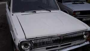 В Белых Берегах старую машину использовали для улучшения демографии