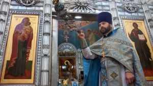 Брянские православные помолились о мире на Украине