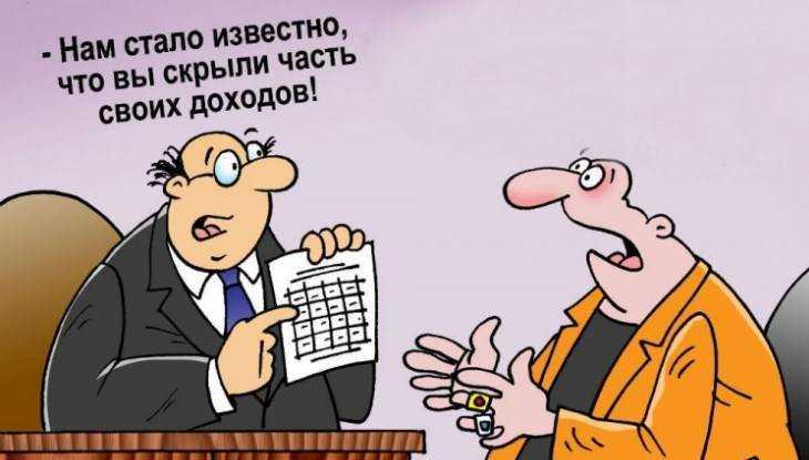 В Брянске 7 полицейских, 6 директоров школ и два медика скрыли доходы