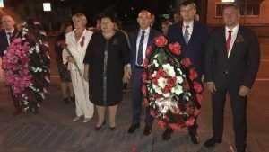 Заместитель руководителя казначейства России Михайлик посетил Карачев