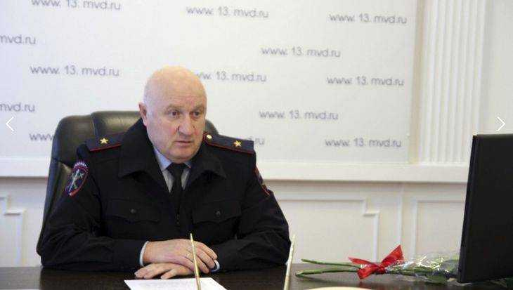 Начальником Брянского УМВД может стать министр из Мордовии Аресентьев