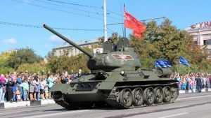 Смоляне испугались двигавшейся со стороны Брянска военной техники