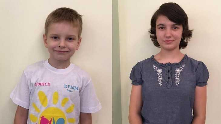 Власти Брянска попросили взять в приемную семью сестру и брата
