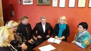 Валентина Миронова обсудила реализацию парпроекта «Культура малой Родины»