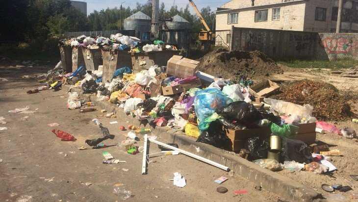 В Брянске мусорная компания «Сервис Плюс» осталась без клиентов