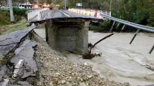 В сети опубликовали фото и видео последствий дождей в Краснодарском крае