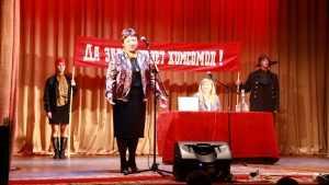 В Брянске отпраздновали 100-летие комсомола
