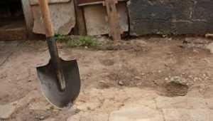 В Красной Горе пьяный брянец убил 36-летнюю жену лопатой