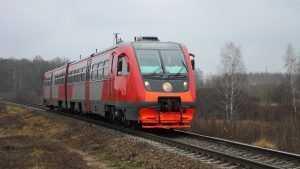Расписание брянских пригородных поездов изменится 4 и 5 ноября