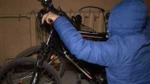 Похититель велосипедов в Брянске задержан полицией