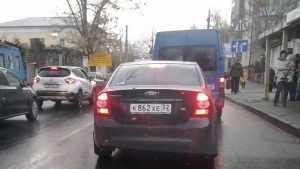 Брянск встал в гигантской пробке от Черного моста до «Полтинника»