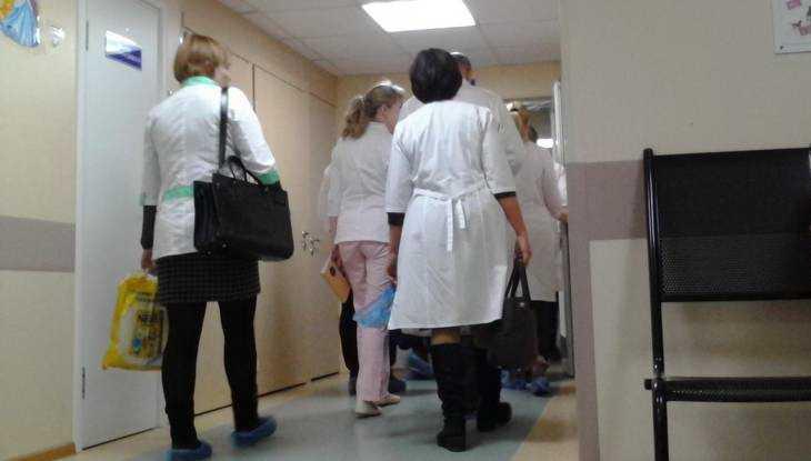 Жительница Брянска пожаловалась на педиатра городской больницы №2