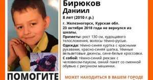 Брянские добровольцы ищут пропавшего в Железногорске ребенка
