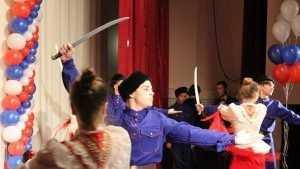 На Брянщине Стародубский кадетский казачий корпус отметил 10-летие
