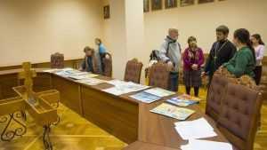 Брянская епархия оценила конкурсные детские рисунки