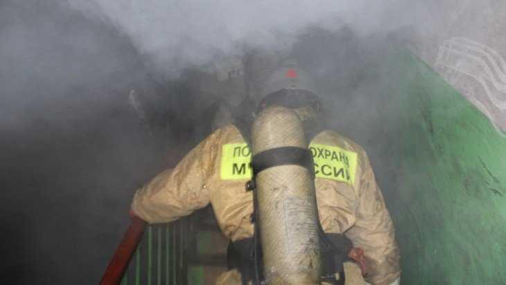 В Злынке задохнулся в дыму хозяин загоревшейся квартиры