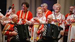 Брянский хор пенсионеров наградили за военно-патриотическую песню