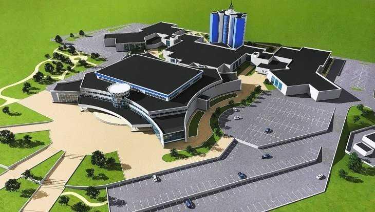 Медведев поддержал строительство Дворца единоборств в Брянске