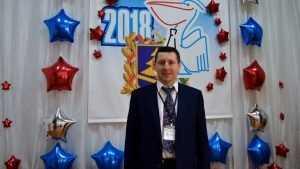 Брянский учитель Юрий Клюев вошел в пятерку лучших педагогов России